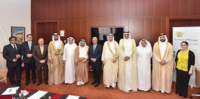 QBA meeting with H.E. the Prime Minister of Portugal