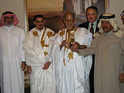 Visit of the President of the Republic of Mauritania