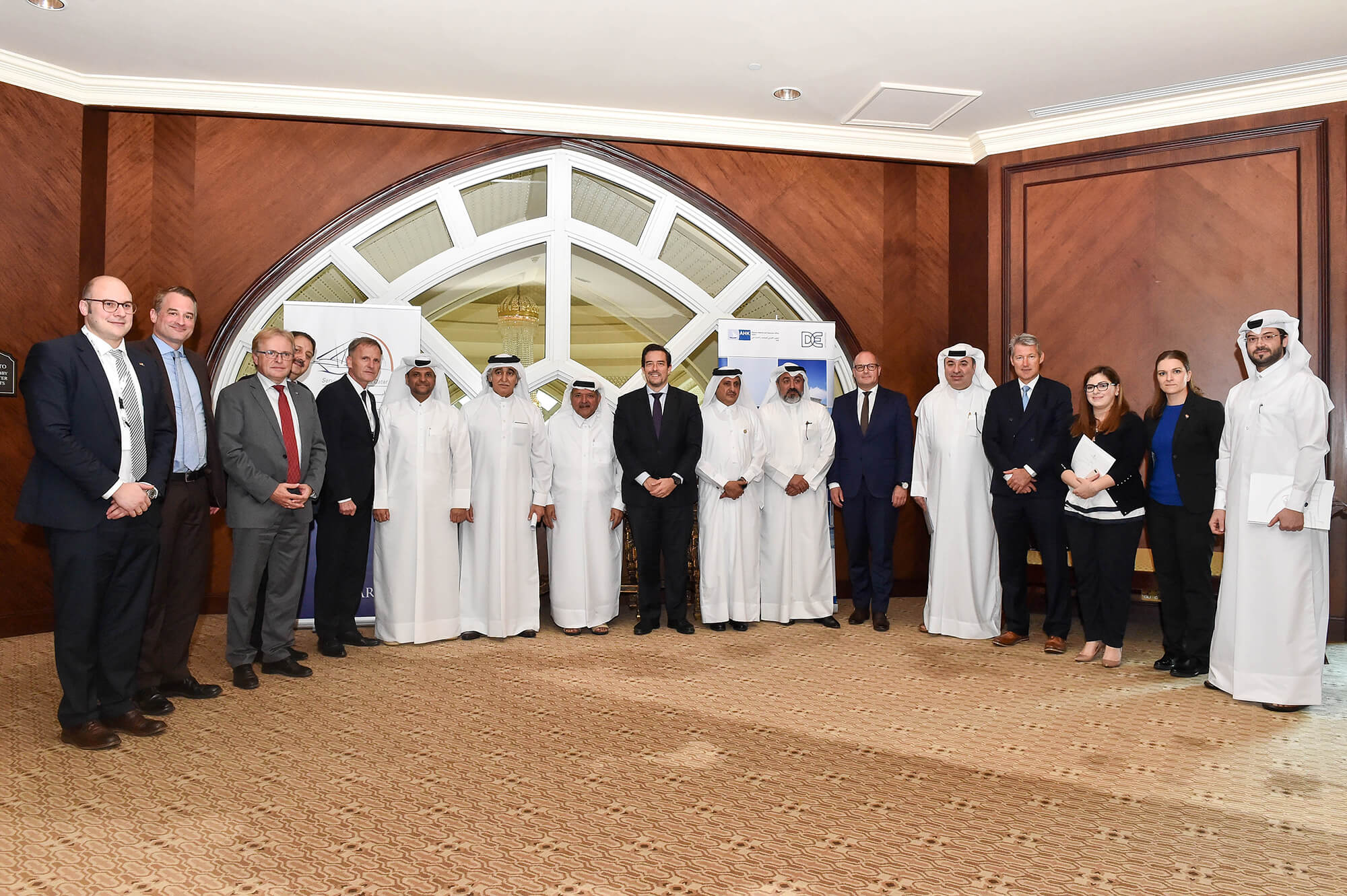 1st Constituent Meeting of the German Qatari Joint Task Force for Trade and Investment