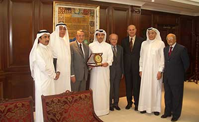 Special Delegation from the Federation of Arab Businessmen